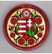 Hűtőmágnes - Magyar címer
