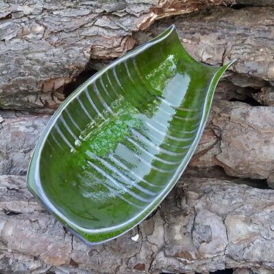 Fakanáltartó - zöldes-lila