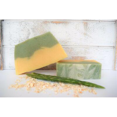 Szappan - Aloe-Vera-kecsketejes kézműves szappan