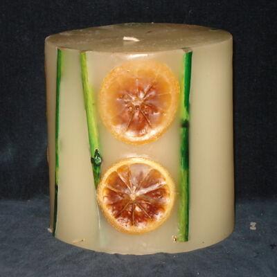 Gyertya naranccsal 3.