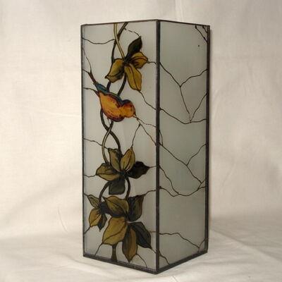 Váza madárkával
