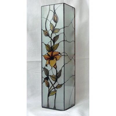 Sárga virágos nagy váza 1.