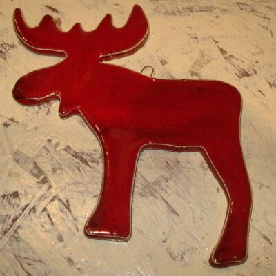 Rénszarvas karácsonyfadísz