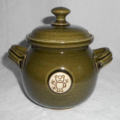 Zöld macis mézes csupor